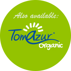 and now TomAzur® Organic